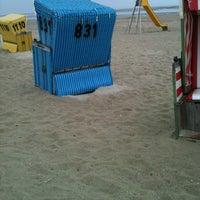 Photo taken at Strand, Abschnitt G by Saeg X. on 7/16/2011
