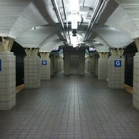 Photo taken at Grove Street PATH Station by Gabriel S. on 6/15/2011