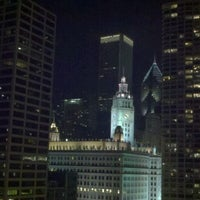 Photo taken at Homewood Suites by Hilton Chicago-Downtown by Dianne H. on 4/2/2012