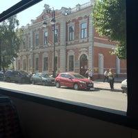 Photo taken at Автобус № 54 by Svetlana P. on 8/9/2012