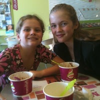 Photo taken at Menchie's Frozen Yogurt by Jim H. on 1/29/2012
