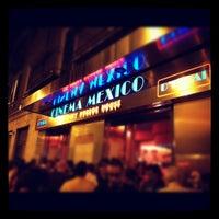Photo taken at Cinema Mexico by Salvatore U. on 6/1/2012