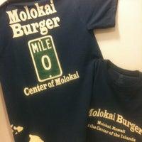 Photo taken at Molokai Burger by Janie H. on 2/29/2012