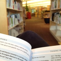 Photo taken at Madison Public Library - Lakeview Branch by Avril F. on 8/9/2012