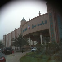 Photo taken at Al Raha Mall by Abdulla ع. on 7/1/2011