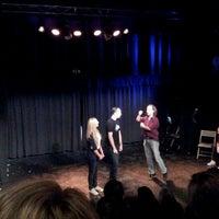 Photo taken at Det Andre Teatret by Ingvild M. on 1/17/2012