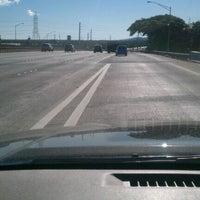 Photo taken at HI Highway West by Kim on 9/26/2011