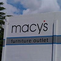 ... Photo Taken At Macyu0026amp;#39;s Furniture Clearance Center By Ruel D. ...