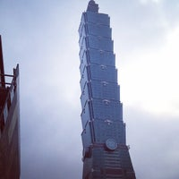 Photo taken at Taipei 101 Observatory by Victoria C. on 1/28/2012