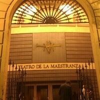 Foto tomada en Teatro de la Maestranza por David B. el 11/20/2011