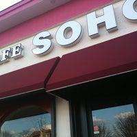 Photo taken at Cafe Soho by Jen J W. on 2/12/2011