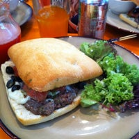 Photo taken at It Sandwich & Bar by Cristián G. on 1/6/2012