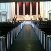 Photo taken at Hendricks Chapel by Joseph V. on 6/16/2012
