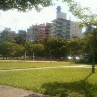 Foto tirada no(a) Praça Carlos Simão Arnt (Praça da Encol) por Carem L. em 3/31/2012