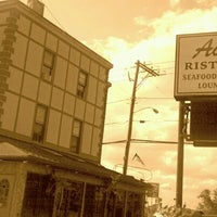 Photo taken at Aiello's Ristorante by Zack K. on 8/11/2012