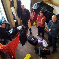 Photo taken at Dundee Backpackers Hostel by Vladyslav D. on 5/10/2012
