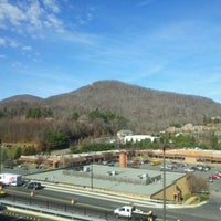 Photo taken at Best Western Blue Ridge Plaza by Stephen S. on 12/19/2011
