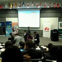 Photo taken at Universidad Peruana de Ciencias Aplicadas - UPC by Omar V. on 11/9/2011