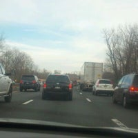 Photo taken at New York State Thruway by Doreen B. on 11/27/2011