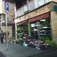Photo taken at Floristeria Zamora by Xevi M. on 12/20/2011