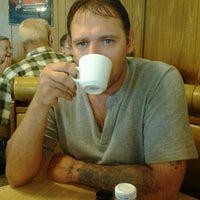 Photo taken at Boston Diner by Patricia M. on 9/14/2011