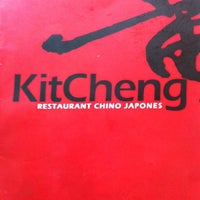 Foto tomada en Kitcheng por ⚡ Fer R. el 3/4/2012