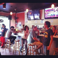 Photo taken at Eddie JR's Sports Bar by EastWillyB on 8/20/2012