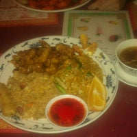 Photo taken at Happy Chinese Restaurant by KB on 1/12/2012
