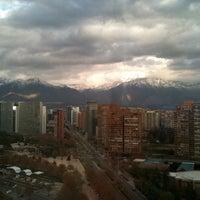 Photo taken at Hotel Santiago by Ximena C. on 7/16/2011