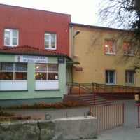 Photo taken at Przedszkole nr 74 im. Misia Uszatka by Adrian W. on 11/15/2011