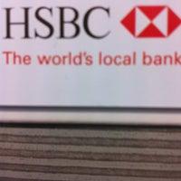 Photo taken at Menara HSBC by Shane R. on 8/15/2011