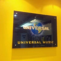Photo taken at Universal Music Publishing Sdn. Bhd. by Jack T. on 7/14/2011