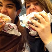 Photo taken at Burger King by Ксюша И. on 4/14/2012