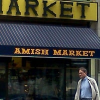 Photo taken at Amish Market Tribeca by Rob 🌱🌻🌼🌞 C. on 9/19/2011