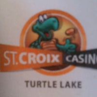 Photo taken at St Croix Casino & Hotel by Trudy M. on 8/24/2012