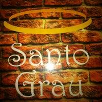 Photo taken at Santo Grau by Soraia d. on 5/3/2012