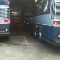 Photo taken at Greyhound Bus Lines by Greg Mook on 8/7/2012