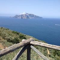 Photo prise au Punta Campanella par Umberto F. le7/15/2012