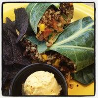 Photo taken at Dandelion Communitea Café by Chu S. on 5/11/2012