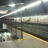 Photo taken at MTA Subway - Rockaway Ave (3) by The Official Khalis on 10/24/2011