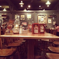 Photo taken at Cracker Barrel Old Country Store by Jeff W. on 1/29/2012