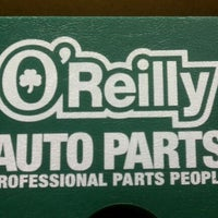 Photo taken at O'Reilly Auto Parts by Jeffrey K. on 12/15/2011