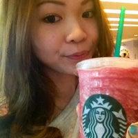 Photo taken at Starbucks by Chloe L. on 3/31/2012