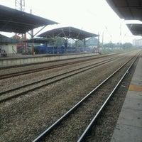 Photo taken at KTM Line - Serdang Station (KB05) by Shing on 12/2/2011