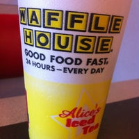 Photo taken at Waffle House by Aaron M. on 8/11/2011
