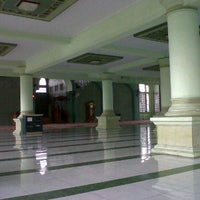 Photo taken at Masjid Umar bin Khattab UMI by Kartina U. on 12/25/2011