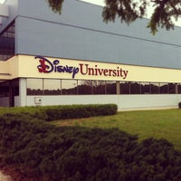 Photo taken at Disney University by Patziilla K. on 11/9/2011