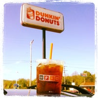 Photo taken at Dunkin' Donuts by Greg B. on 5/6/2012
