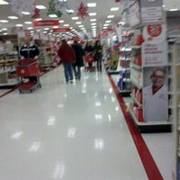 Photo taken at Target by π on 12/23/2011
