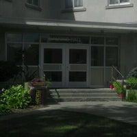 Photo taken at Calkins Hall by Luke C. on 9/20/2011